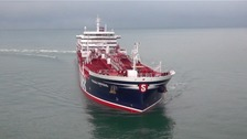 Stena 'in touch' with seized oil tanker impounded in Iran