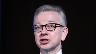 Michael Gove is in charge of no-deal preparations in the Cabinet office