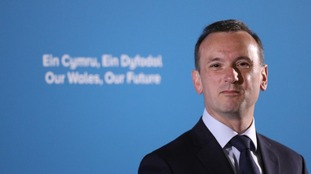 Welsh Secretary, Alun Cairns