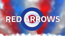 Red Arrows series title-card