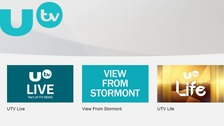Catch up with UTV programmes