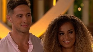 Love birds Amber Gill and Greg O'Shea won this year's Love Island.