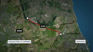 Man dies following collision on A19