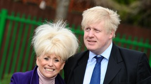 Dame Barbara Windsor and Scott Mitchell have released an open letter to Boris Johnson.