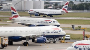 British Airways passengers are facing delays and cancelled flights due to IT issues.