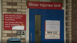 The Tavistock Minor Injuries Unit will stay closed until November