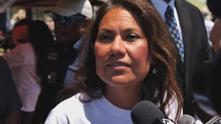 Congresswoman Veronica Escobar declined a meeting with Donald Trump.