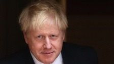 Boris Johnson has promised to 'come down hard' on crime as he announced an extension of stop-and-search powers for police.