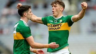 Kerry end Tyrone final dream as Red Hands let lead slip away
