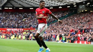 A Marcus Rashford double helped Man United crush Chelsea to ruin new boss Lampard's Premier League start
