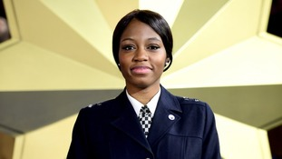 Pc Khafi Kareem has appeared on Nigeria's version of Big Brother.