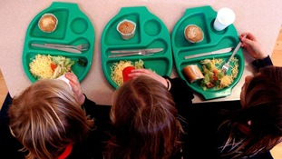 Children's hunger doesn't go away during the holidays - so what's being done to feed over a million kids?