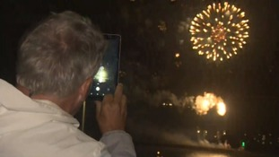 We want to see your pictures of the fireworks!