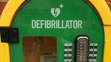 Fears defibrillators are being stolen by organised crime gangs