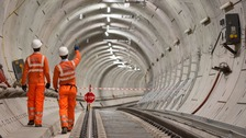 Crossrail on track to open 'between October 2020 and March 2021'