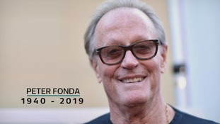Peter Fonda, star of 1969 movie Easy Rider, dies aged 79
