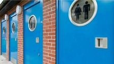 New anti-sex toilets in Porthcawl will spray users with water