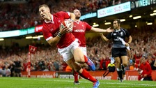 Wales top world rankings for first time after beating England