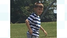 Search continues for boy who fell into the River Stour in Kent