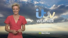 Wales Weather: Sunny spells and scattered showers