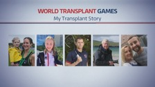 World Transplant Games 2019: meet some of the athletes from our region