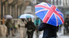 UK rain in August already above average - but heat's on the way