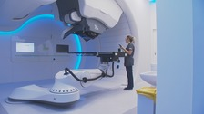 Proton beam therapy facility opens in Reading