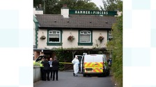 Pub burgled days after landlord was murdered