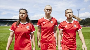 Football Association of Wales launches campaign to inspire more women and girls to get into football