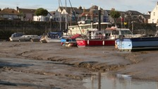 Watchet harbour