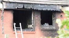 Man dies in Coventry flat fire