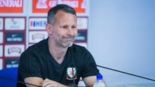 Williams dropped as Giggs selects squad for Euro 2020 qualifiers