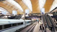 The second phase of HS2 that will run between Leeds and Manchester is scheduled for completion by 2032-33.