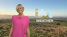 Wales Weather: Bright and breezy, with a few showers!