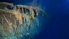First Titanic expedition in 15 years uncovers 'partial collapse of hull'