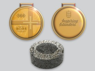 Examples of the medals