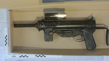 Police uncover WWII gun in Merseyside