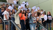 GCSE performance improves in Wales