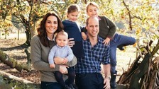 Kate Middleton, Prince William, Charlotte, Louis and George