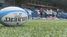 Rugby for blind and visually impaired players introduced in Wales