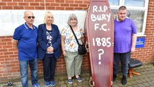 'It's not my mess,' says owner of crisis club Bury FC