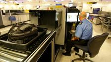 3D scanners at airports could put an end to liquid restrictions