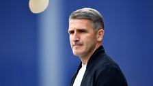 Ryan Lowe left Bury for Plymouth Argyle in the summer.