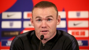 Wayne Rooney breaks silence over tabloid story saying 'nothing happened with girl in Vancouver'