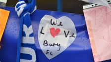 The EFL has confirmed it will discuss Bury's future with clubs.
