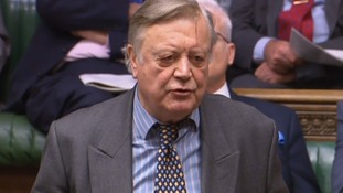Ken Clarke expelled from the parliamentary Conservative Party