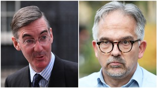 Jacob Rees-Mogg apologises for comparing doctor with disgraced anti-vaxxer over no-deal row