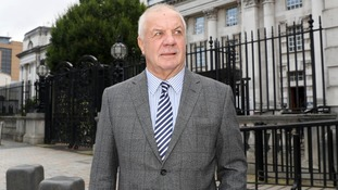 Mr McCord's legal team began a judicial review at Northern Ireland's High Court on Friday.