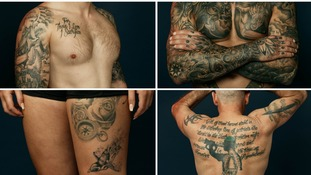 The tattoo tributes the military community want you to see