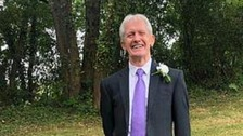 Tribute to 'adored' grandfather found dead at Cwmbran house